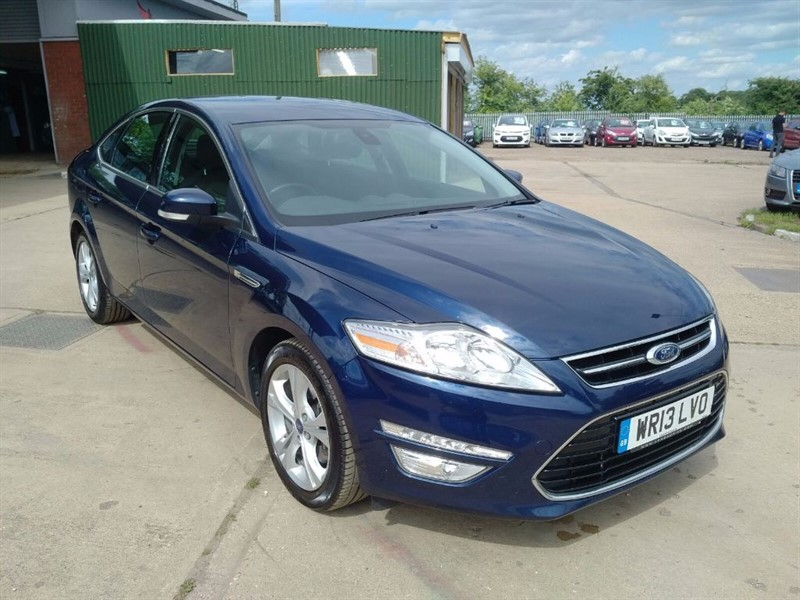 used Ford Mondeo TITANIUM TDCI in cambridgeshire