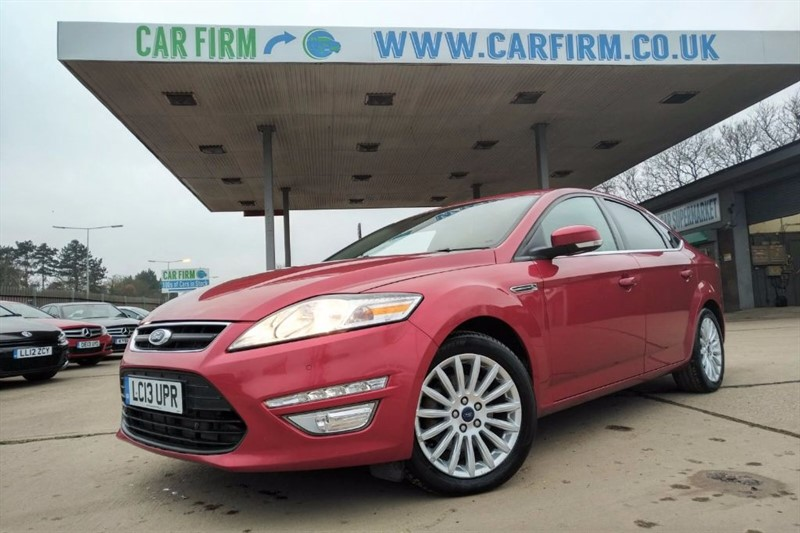 used Ford Mondeo ZETEC BUSINESS EDITION TDCI S/S in cambridgeshire