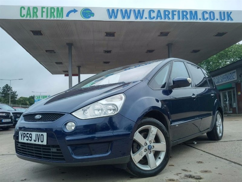 used Ford S-Max TITANIUM TDCI in cambridgeshire