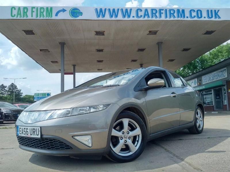 used Honda Civic ES I-VTEC in cambridgeshire