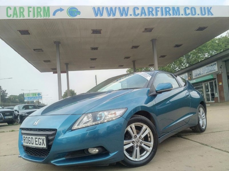 used Honda CR-Z I-VTEC IMA GT in cambridgeshire