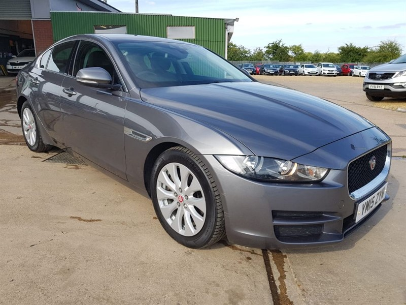 used Jaguar XE PRESTIGE in cambridgeshire