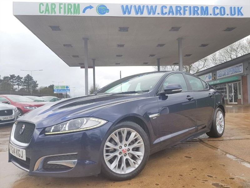 used Jaguar XF D R-SPORT in cambridgeshire