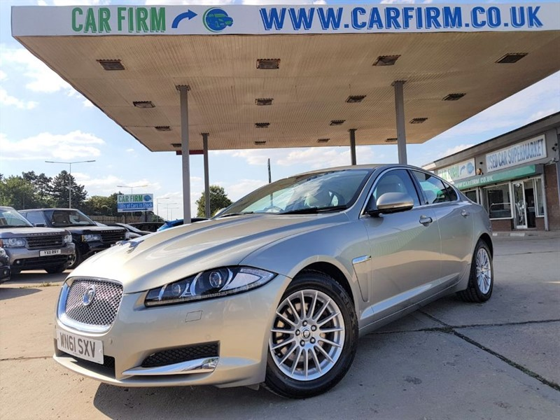 used Jaguar XF D SE in cambridgeshire