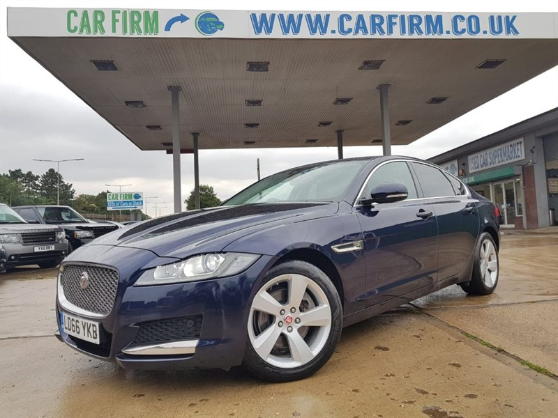 used Jaguar XF PORTFOLIO in cambridgeshire