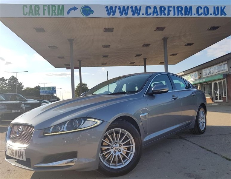 used Jaguar XF D SE BUSINESS in cambridgeshire