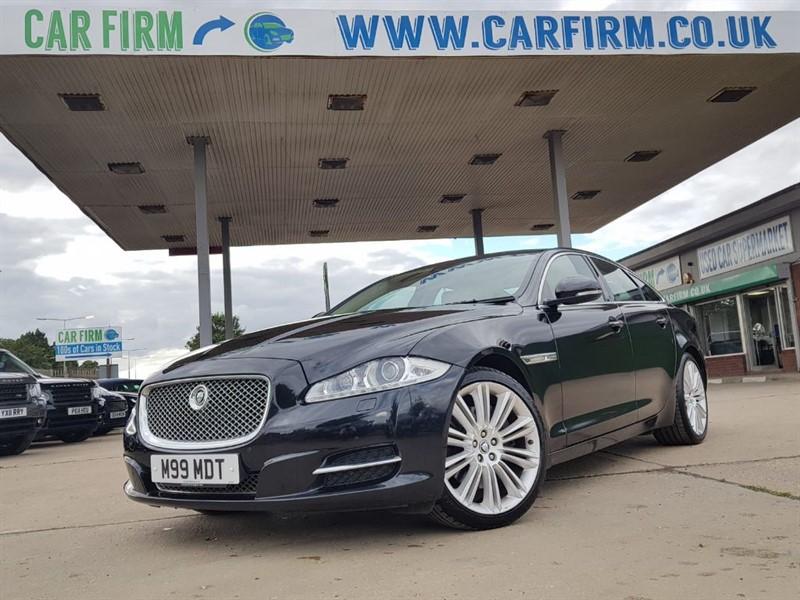 used Jaguar XJ D V6 PORTFOLIO SWB in cambridgeshire