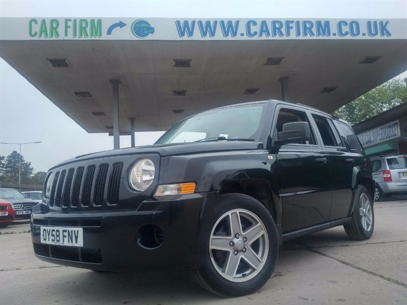used Jeep Patriot SPORT in cambridgeshire