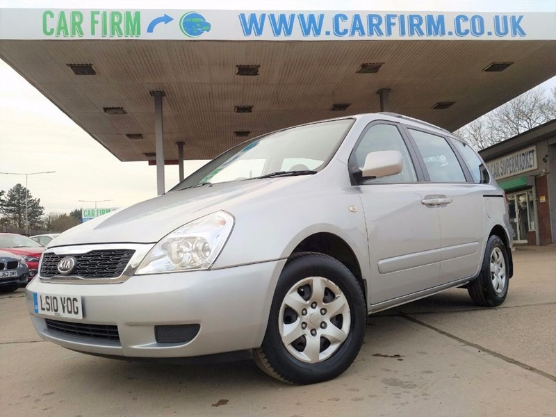 used Kia Sedona 1 CRDI in cambridgeshire