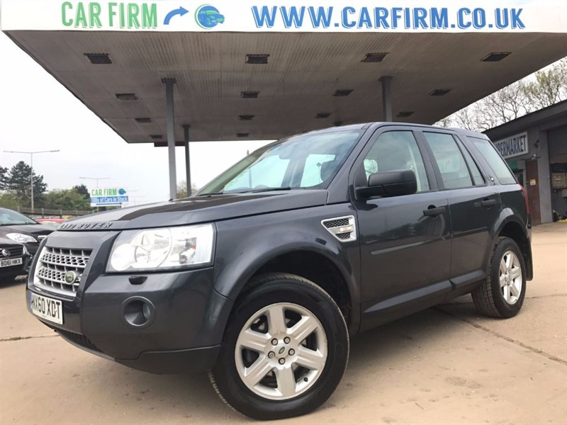 used Land Rover Freelander TD4 GS in cambridgeshire