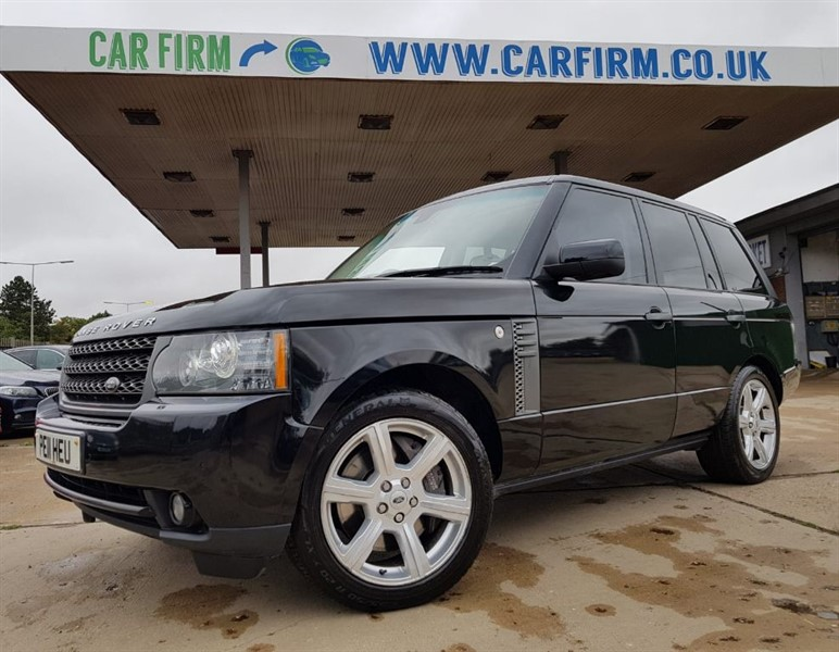 used Land Rover Range Rover TDV8 VOGUE in cambridgeshire