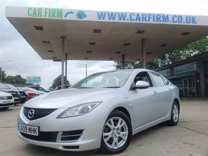 used Mazda  6 D TS in cambridgeshire