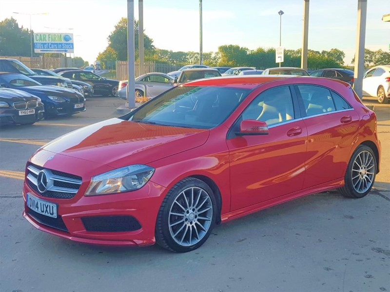used Mercedes A180 CDI BLUEEFFICIENCY AMG SPORT in cambridgeshire