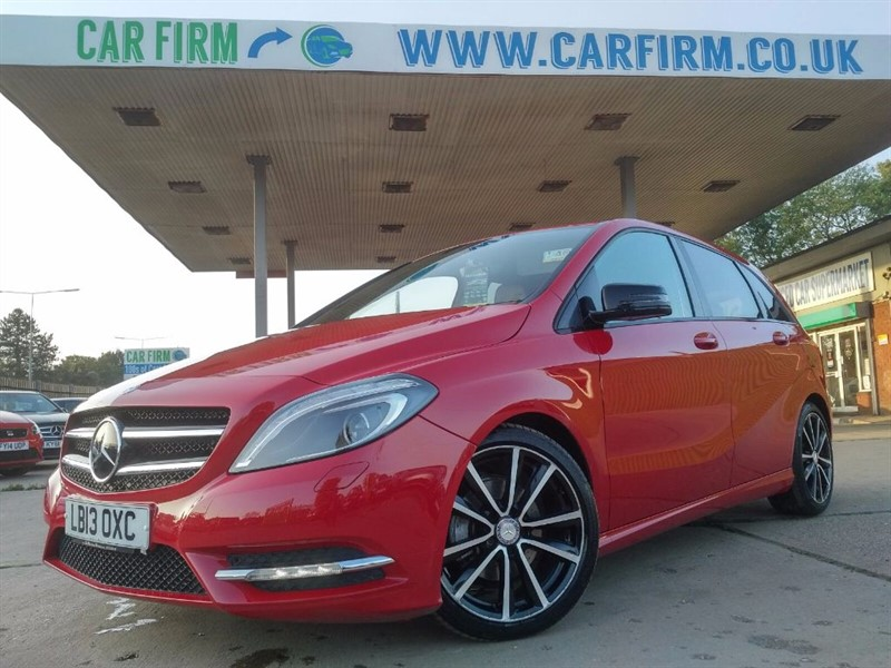 used Mercedes B200 CDI BLUEEFFICIENCY SPORT in cambridgeshire