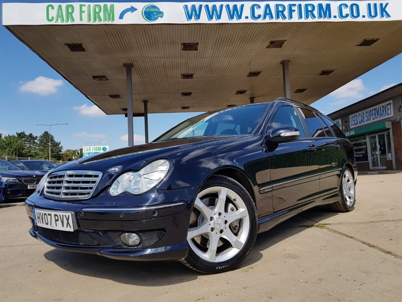 used Mercedes C180 KOMPRESSOR SPORT EDITION in cambridgeshire