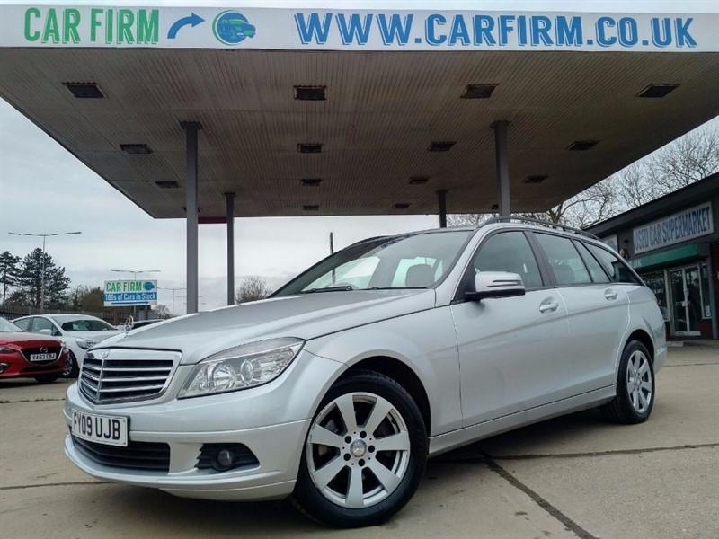 used Mercedes C200 CDI SE in cambridgeshire