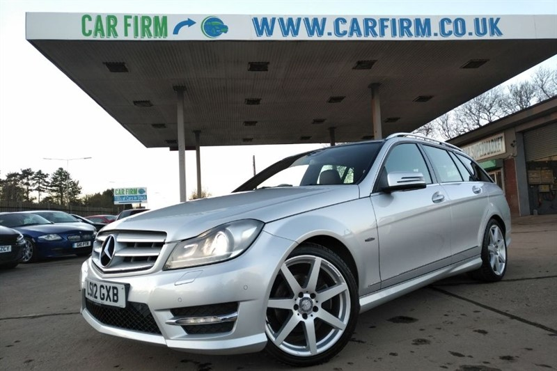 used Mercedes C220 CDI BLUEEFFICIENCY SPORT in cambridgeshire