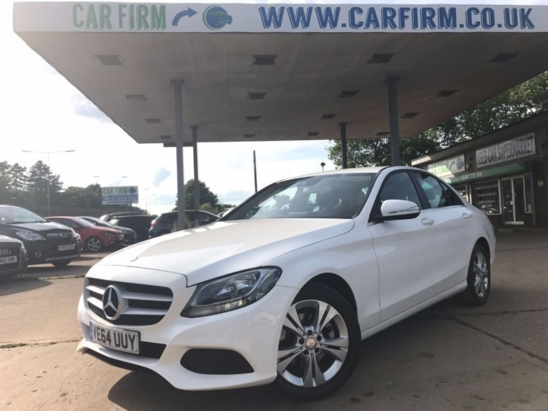 used Mercedes C220 BLUETEC SE in cambridgeshire