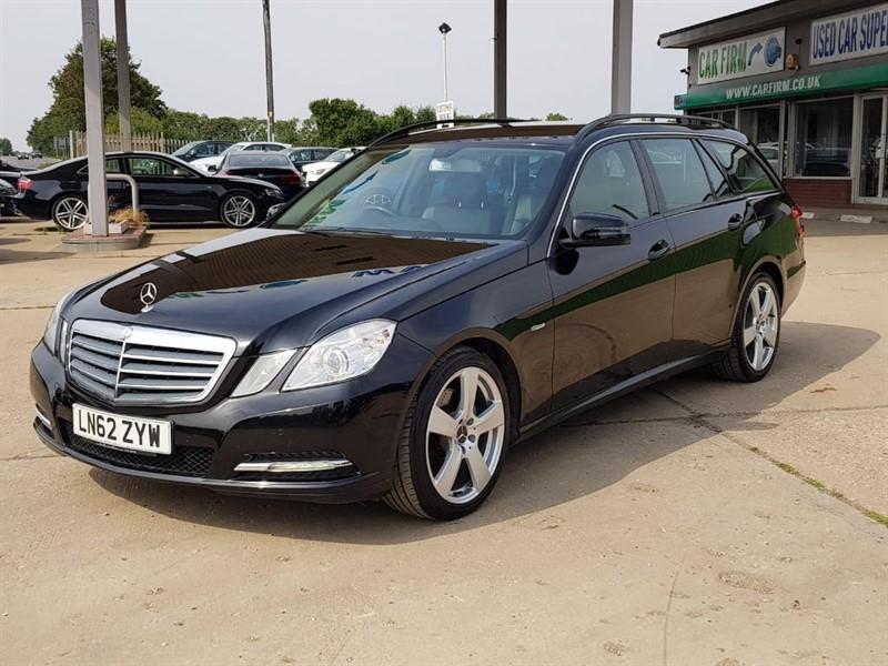 used Mercedes E220 CDI BLUEEFFICIENCY S/S SE in cambridgeshire