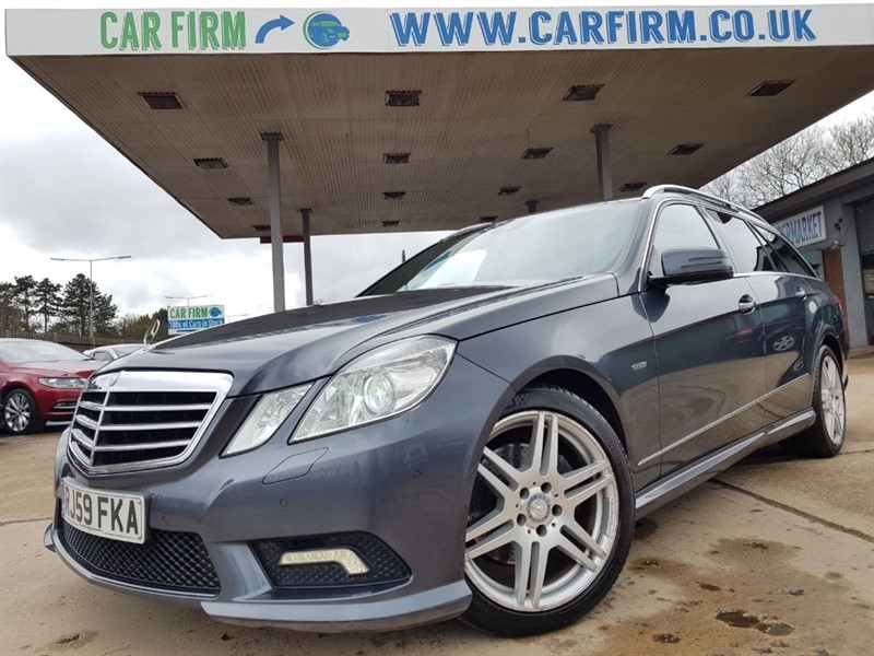 used Mercedes E250 CDI BLUEEFFICIENCY SPORT in cambridgeshire