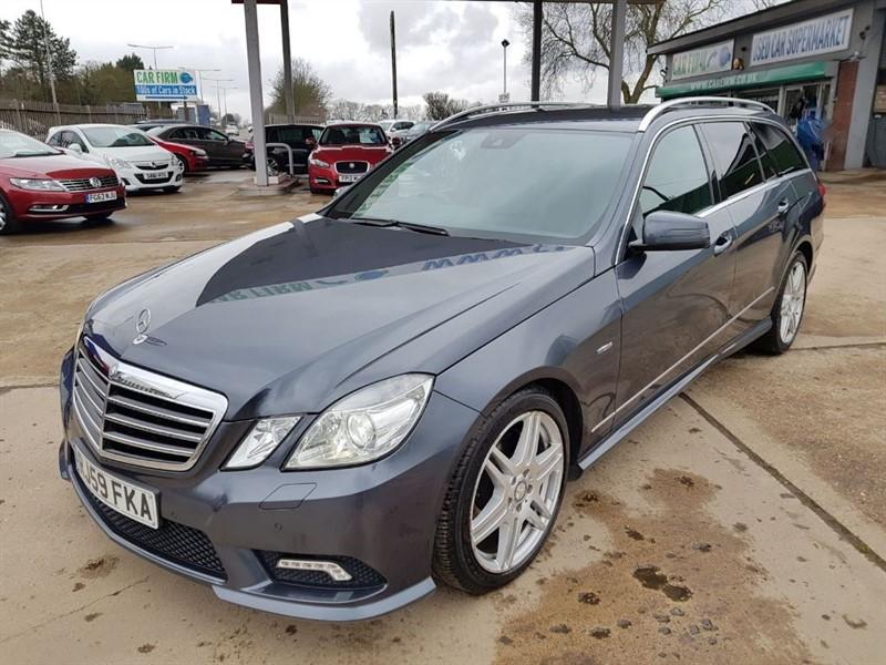 used Mercedes E250 CDI BLUEEFFICIENCY SPORT in cambridgeshire