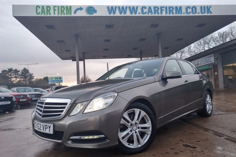 used Mercedes E350 CDI BLUEEFFICIENCY S/S AVANTGARDE in cambridgeshire