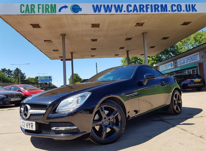used Mercedes SLK SLK250 CDI BLUEEFFICIENCY in cambridgeshire