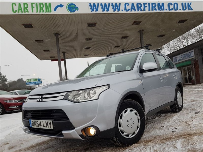 used Mitsubishi Outlander DI-D GX 2 in cambridgeshire
