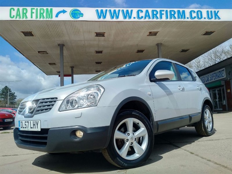 used Nissan Qashqai TEKNA in cambridgeshire