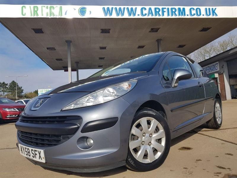 used Peugeot 207 S in cambridgeshire
