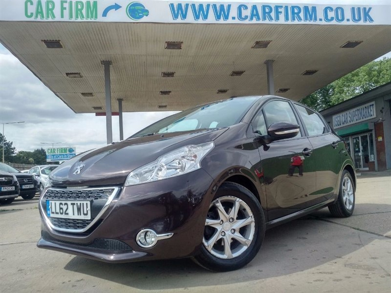 used Peugeot 208 ACTIVE in cambridgeshire