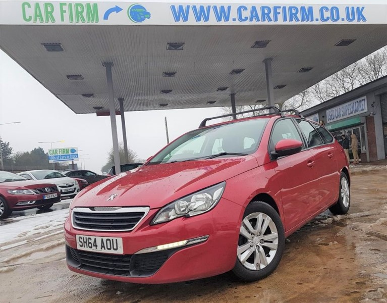 used Peugeot 308 HDI SW ACTIVE in cambridgeshire
