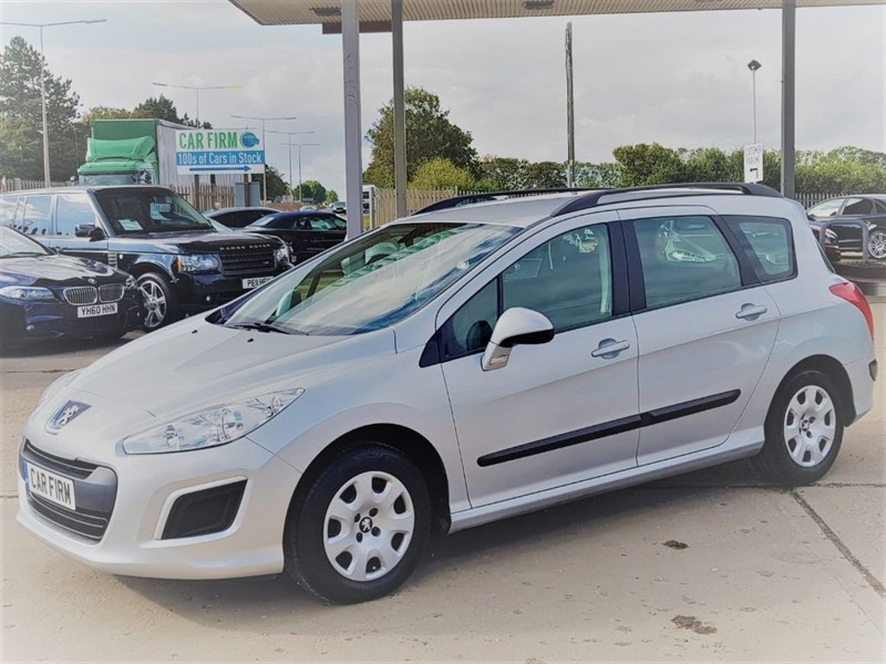 used Peugeot 308 SW 1.6 HDI 92 ACCESS in cambridgeshire