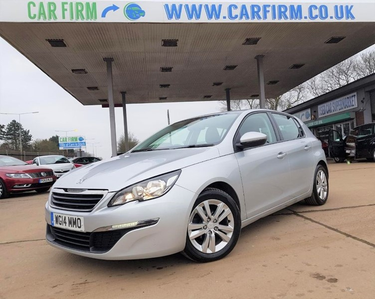 used Peugeot 308 HDI ACTIVE in cambridgeshire