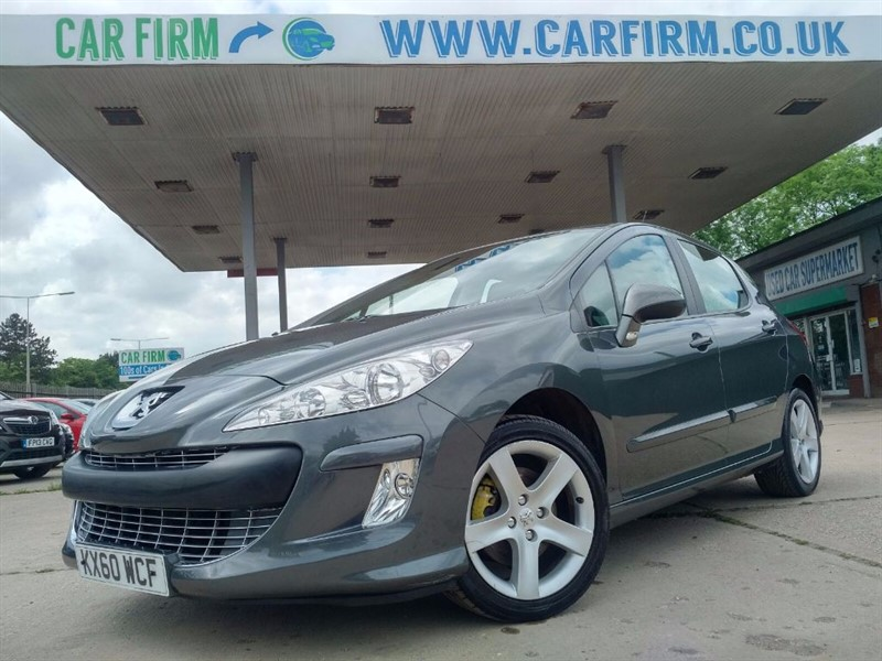 used Peugeot 308 SPORT THP in cambridgeshire