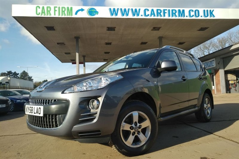 used Peugeot 4007 SE HDI in cambridgeshire