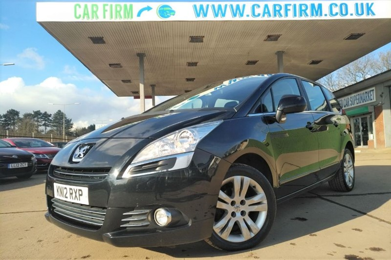 used Peugeot 5008 HDI ACTIVE in cambridgeshire