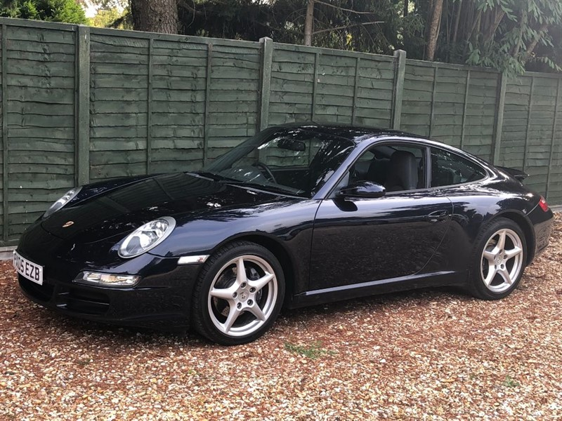 used Porsche 911 CARRERA 2 in cambridgeshire