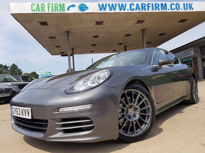 used Porsche Panamera V6 4S PDK in cambridgeshire