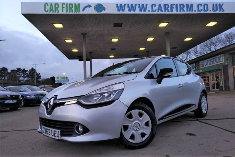 used Renault Clio DYNAMIQUE MEDIANAV ENERGY DCI ECO2 S/S in cambridgeshire