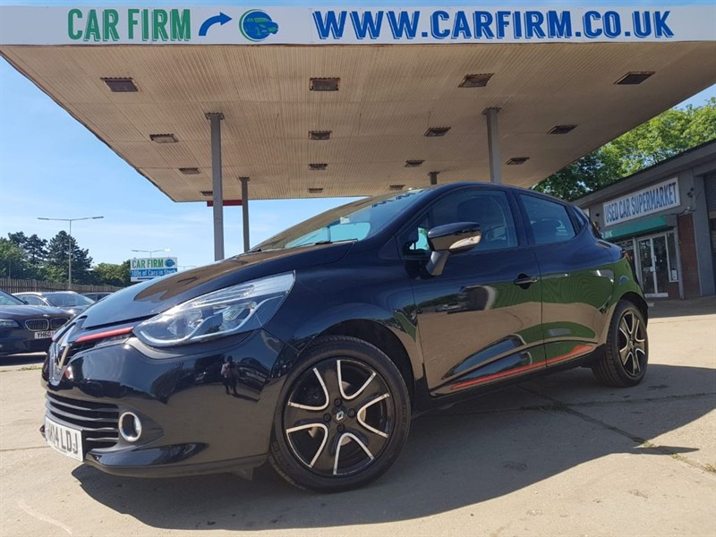 used Renault Clio DYNAMIQUE MEDIANAV ENERGY TCE ECO2 S/S in cambridgeshire