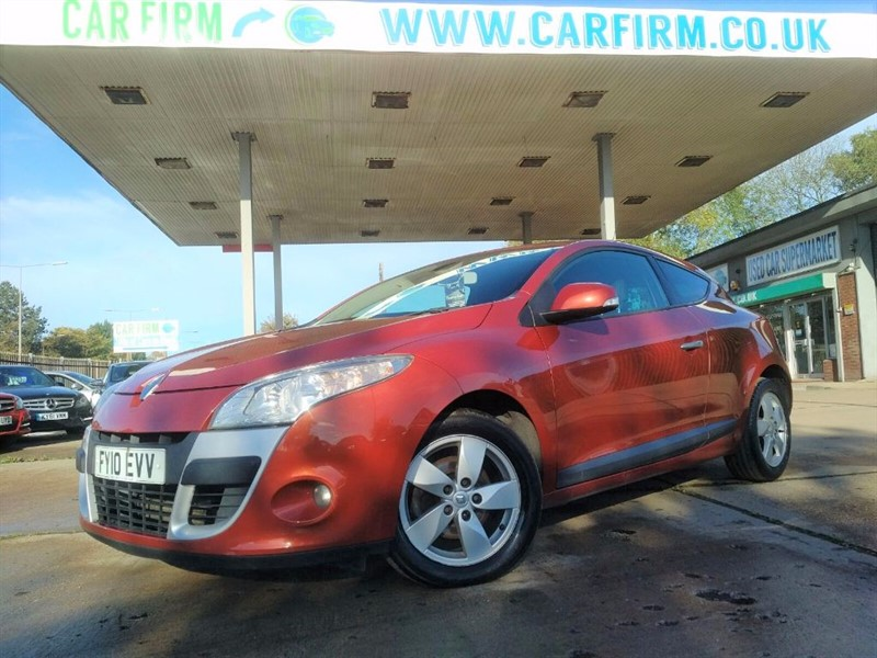 used Renault Megane DYNAMIQUE DCI in cambridgeshire