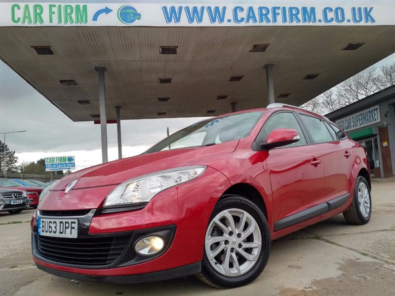 used Renault Megane EXPRESSION PLUS DCI in cambridgeshire