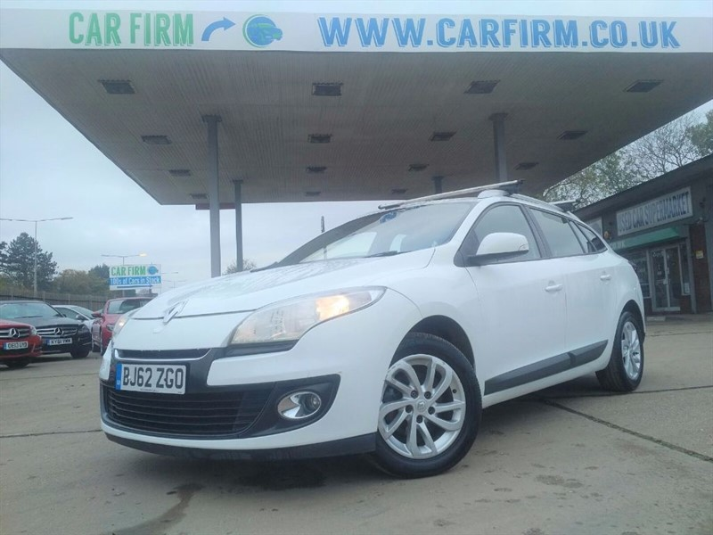 used Renault Megane EXPRESSION PLUS ENERGY DCI S/S in cambridgeshire