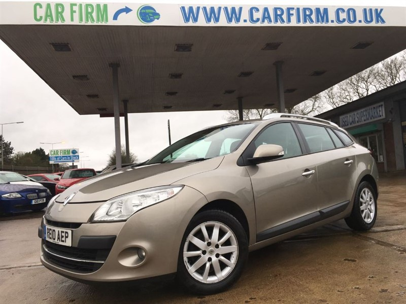 used Renault Megane PRIVILEGE TOMTOM DCI in cambridgeshire