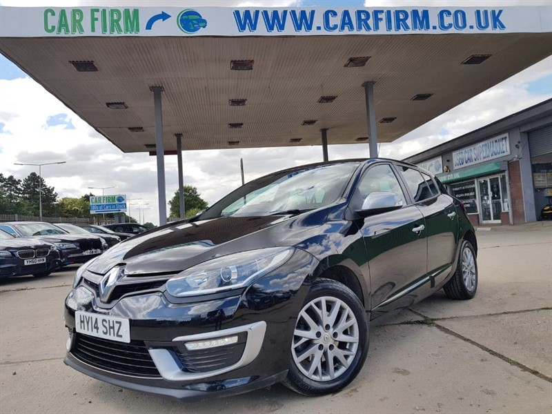 used Renault Megane KNIGHT EDITION ENERGY DCI S/S in cambridgeshire
