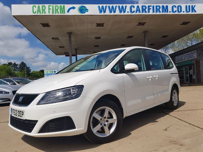 used SEAT Alhambra CR TDI S DSG in cambridgeshire