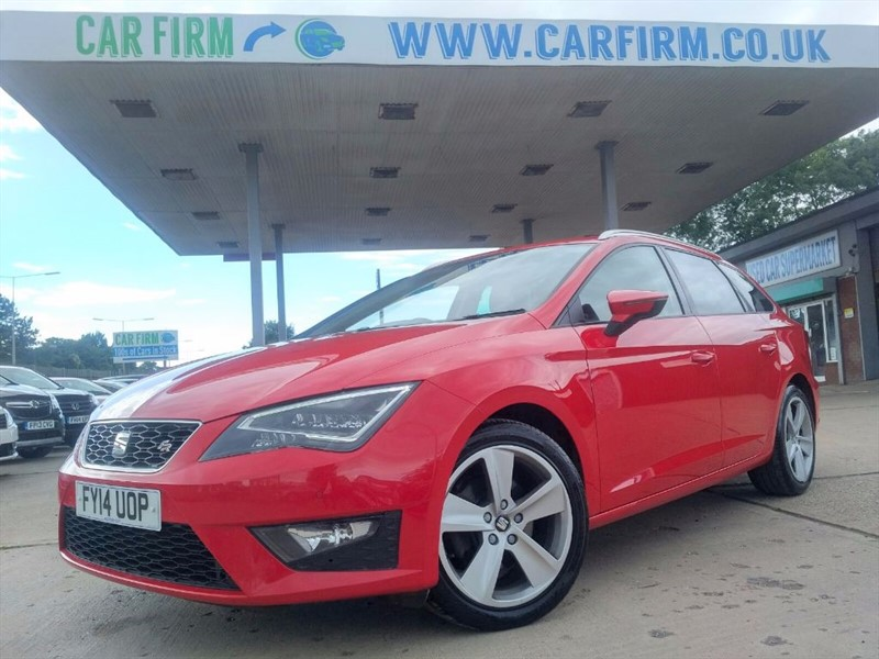 used SEAT Leon TDI FR TECHNOLOGY in cambridgeshire