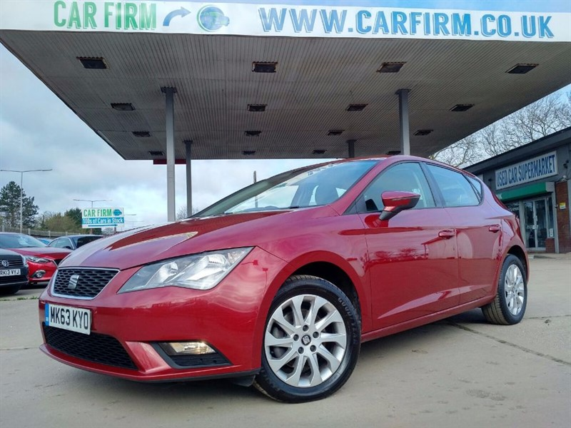 used SEAT Leon TDI SE in cambridgeshire