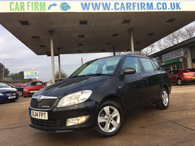used Skoda Fabia GREENLINE TDI CR in cambridgeshire